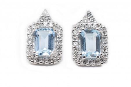Parure Grace Necklace + Marta Earrings