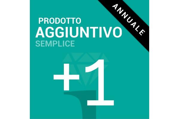 Prodotto aggiuntivo Semplice (Add-on abbonamento annuale)