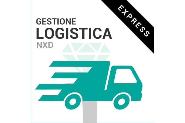 Add-on abbonamento mensile/annuale: Servizio gestione logistica