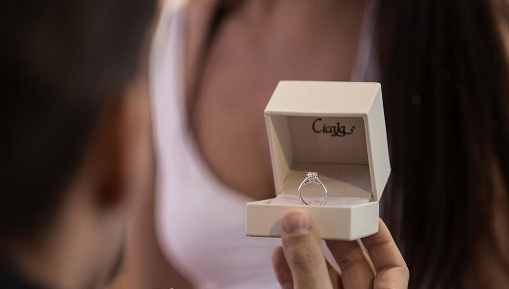 Come scegliere un anello di fidanzamento?